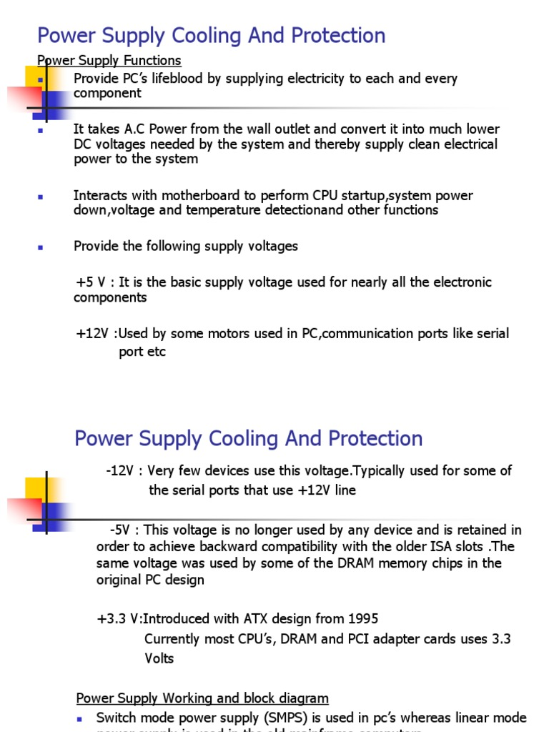 Colorful Pc Power Supply Pinouts Illustration - Electrical Diagram ...