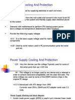Pc Hardware Power Supply Cooling and Protection