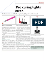 Starlight Pro Curing Light Oct1 Dentistry 2011