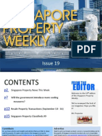Singapore Property Weekly Issue 19