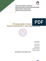 Importancia de la Protección Civil