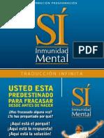 Si Inmunidad Mental 1 Mental Sintesis