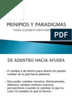 PRINIPIOS Y PARADIGMAS