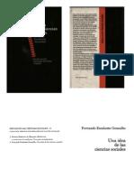 Escalante Fernando - Una Idea de Las Ciencias Sociales[1]