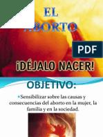 Diapositivas Para Exp El Aborto