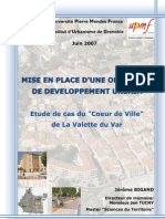 Memoire - BIGAND Jerome - Mise en Place Dune Operation de Developpement Urbain 31-05-07
