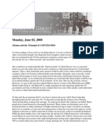 Obama and the Triumph of Cointelpro