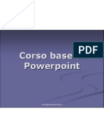 Corso Di Power Point
