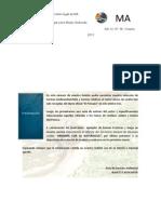 Boletín MA - Año IV - N° 36- Octubre del 2011