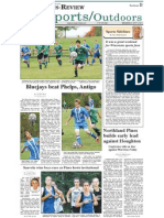 Vilas County News-Review, Oct. 5, 2011 - SECTION B