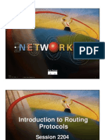Intro to Routing