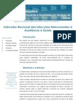 BOLETIM INFORMATIVO SEGURANÇA DO PACIENTE E QUALIDADE EM SERVIÇOS DE SAÚDE - V1N3 (2011)