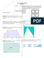 Áreas de Figuras Planas