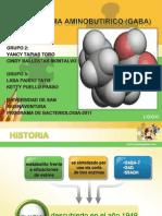 Acido Gamma Aminobutirico (Gaba)