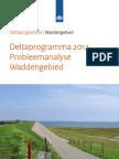 Probleemanalyse Deltaprogramma Waddengebied