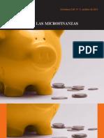 Sombras en Las Microfinanzas