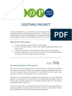 Digitarq Project