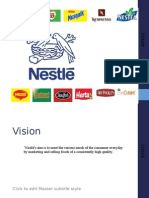 Presentation Nestle