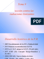 Prx_Tema 9 Protección Contra Las Radiaciones