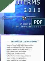 INCOTERM  2010 ESC.