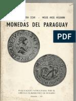 Monedas Del Paraguay - Circulo Numismatico de Rosario - 1971 - PortalGuarani - Paraguay