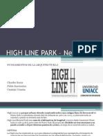 HIGH LINE PARK – New York