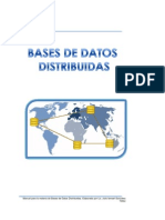 Bases de Datos Distribuidas