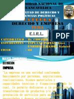 Diapositivas de Derecho y Empresa E.I.R.L.