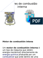 Aula de Motores de combustão interna