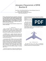 214-Study of Aerodynamics Characteristic of BWB Baseline-II