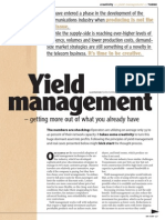 209 THEME Yield Management