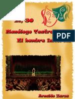 Monologo teatral, El Inmortal