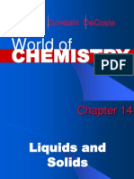 Chap14.Ppt Liquids and Solids