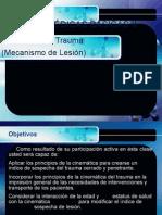 Cinemática de Trauma-Mecanismo de Lesión IEH