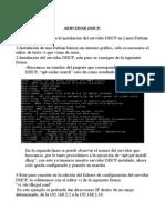 DHCPLinux