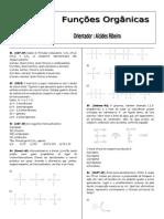 III Lista Geral de Funções Orgânicas (1)