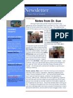 Rotary Newsletter Sep 27 2011