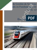 Ernesto Vilches. Guía de Gestión de Servicios basada en Fundamentos de ITIL v3
