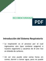 Neumoconiosis y Silicosis