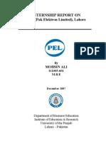 Mohsin Internship