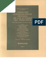 Arroyo Diego Fernando - Derecho Internacional Privado de Los Estados Del Mercosur