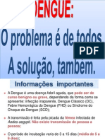 A Dengue no mundo, nas Américas e no Brasil 2010