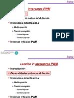 Inversores PWM 06-07