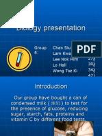 Biology Presentation