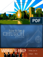 Jesus' Journey 2011 - Lesson 3