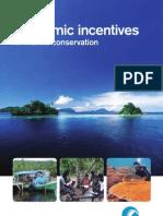 Economic Incentives for Marine Conservation