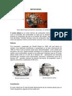 Motor de Gasolina y Diesel
