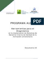Audit Doc03 Herramientas 070621
