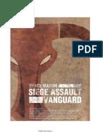 Siege Assault Vanguard List