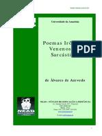 Alvares de Azevedo - Poemas irônicos, venenosos e sarcásticos